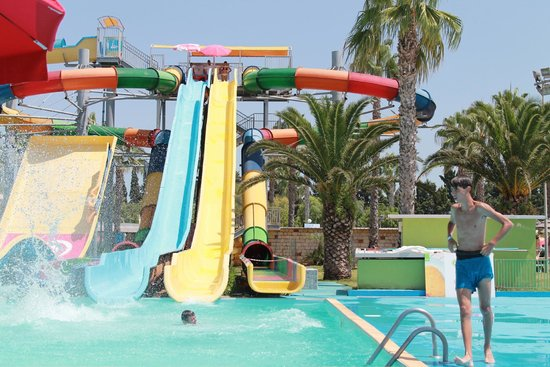 Scivolo Fantastico Foto Di Splash Acquapark Gallipoli