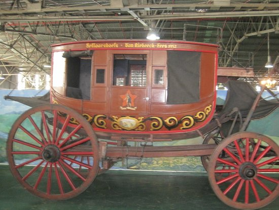 Outeniqua Transport Museum: From 1652 - 1952