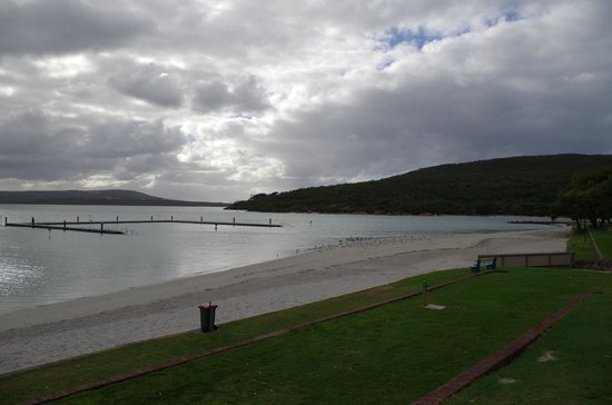 Emu Point beach