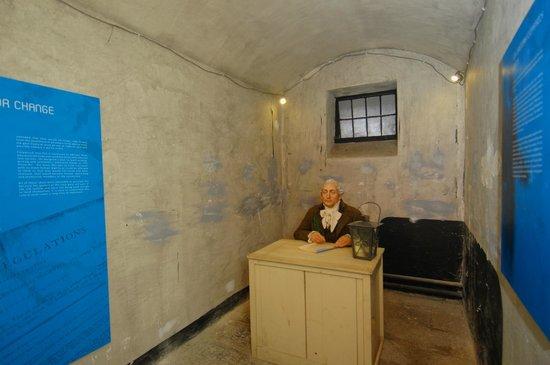 Wicklow's Historic Gaol : Jeremiah Fitzpatrick