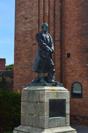 Portsmouth Historic Dockyard: Robert Scott (Explorer)