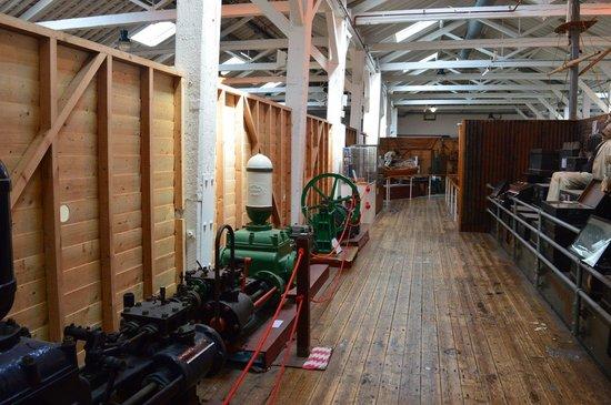Portsmouth Historic Dockyard: Industrial museum