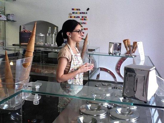 I vizi degli angeli laboratorio di gelateria artigianale : fantastic service
