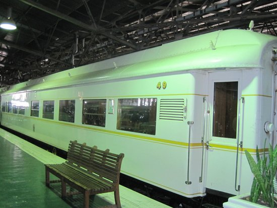 Outeniqua Transport Museum: Remember these trains? Not so old by some standards