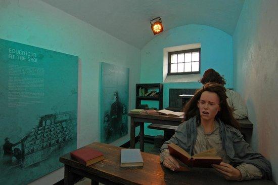 Wicklow's Historic Gaol : School Room
