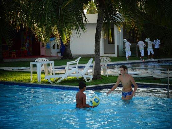 Village Porto de Galinhas: piscinas