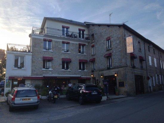 Le Bellerive : The hotel