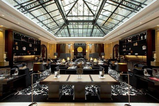 La chinoiserie paris restaurant avis num ro de - Hotel avec piscine pres de paris ...