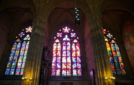 Veitsdom (Chram svatého Víta): необыкновенный