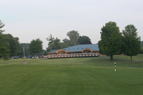 Gull Lake View Golf Club and Resort Fairway Villas : Stonehedge