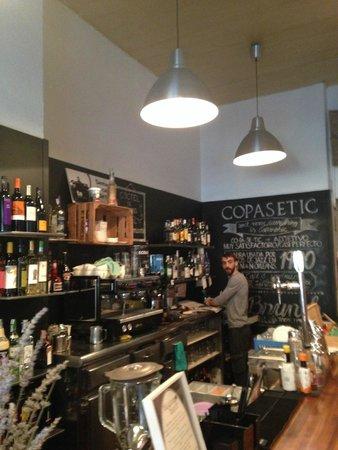 Copasetic Barcelona: Bar