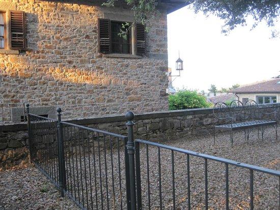 """Castello di Querceto: """"Tuin"""""""