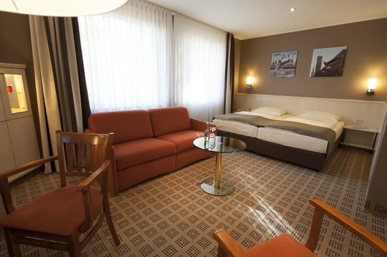 Park Hotel Hamburg Arena: Double room