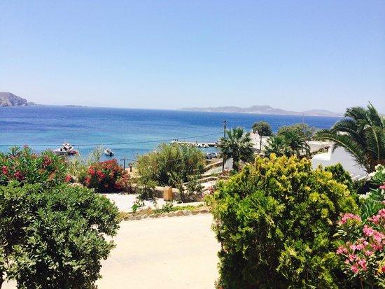 Apollonia Hotel & Resort: Ausblick vom Zimmer