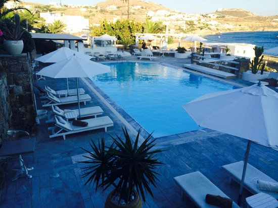 Apollonia Hotel & Resort: Hotelpool
