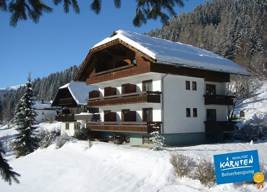Pension Ronacherhof: Winter 2016