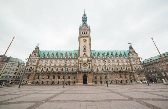 Town Hall : Общий вид