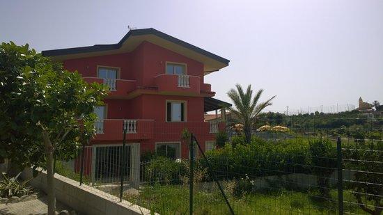 Hotel Residence Borgo di Santa Barbara: the new building