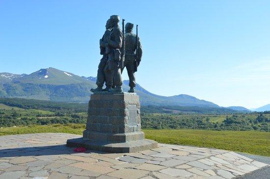 Commando Monument