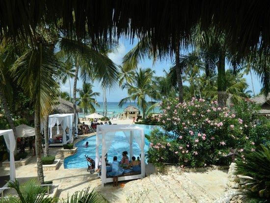 Viva Wyndham Dominicus Beach : villaggio