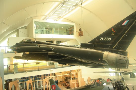 The Royal Air Force Museum London : Jet Fighters