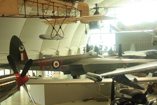 The Royal Air Force Museum London : Bombers etc