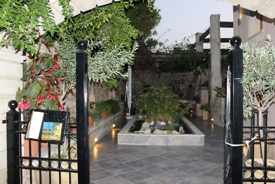 Casa Vitae Hotel : Courtyard