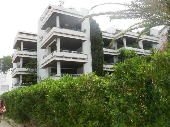 Apartments Del Rey: Varandas