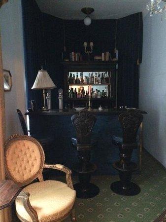 Villa Excelsior Hotel & Kurhaus: Комната отдыха