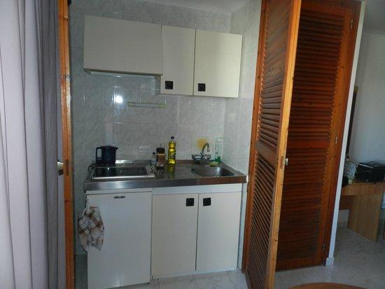 Apartments Del Rey: Cozinha
