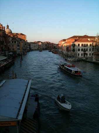 Canal Grande: 水の都