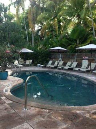 Marquesa Hotel: Pool Photo Op