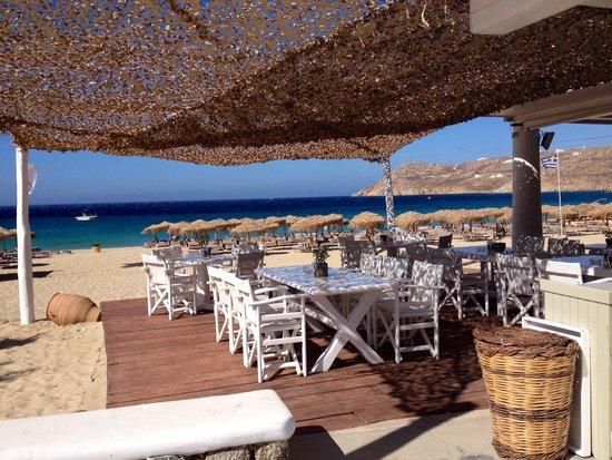 Elia Beach Restaurant: La colazione