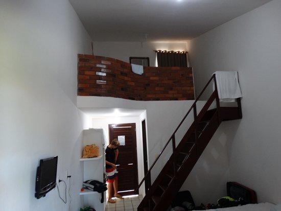 Pousada Vila Marinha: 6 camas