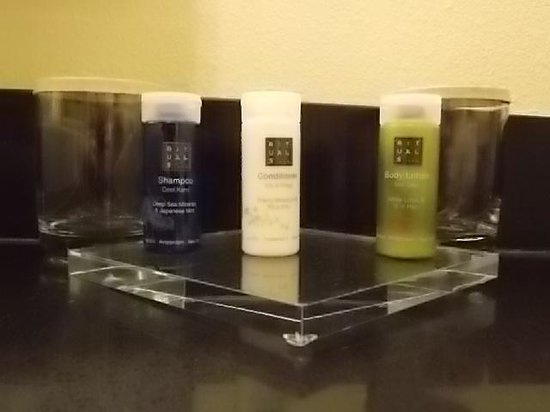 Radisson Hotel Colorado Springs Airport: Loved these products