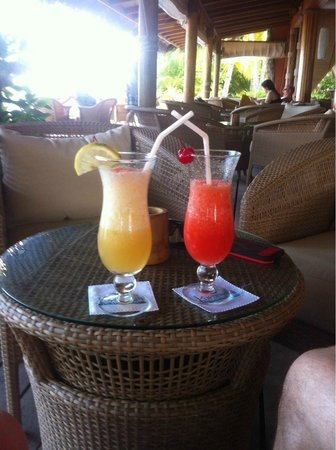 Kuramathi Island Resort : Cocktails