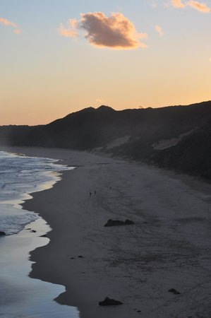 Brenton Hill Self Catering : The nearby beach - Brenton-on-sea