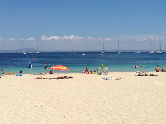 Sol Beach House Mallorca: здесь мы купались и загорали