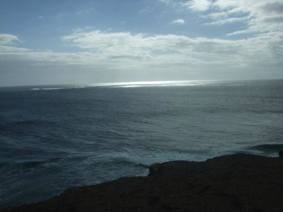 KN Matas Blancas : south-east of Island