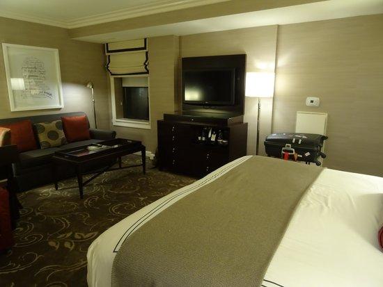 Hamilton Hotel Washington DC : room #943