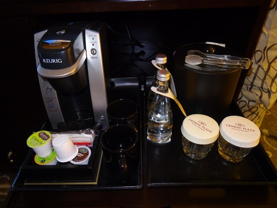 Hamilton Hotel Washington DC : coffee facilities
