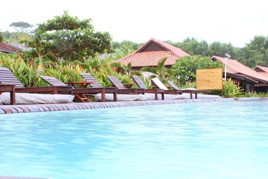 Chen Sea Resort & Spa Phu Quoc: Hotel area