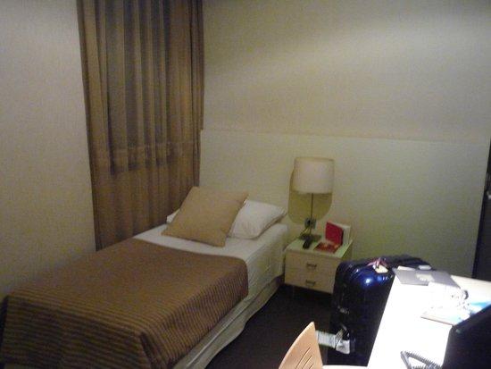 Hotel Constanza Barcelona: シングルベッド