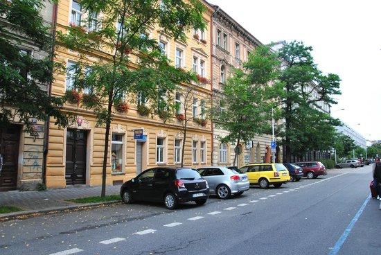 Extol Inn: Прага 7