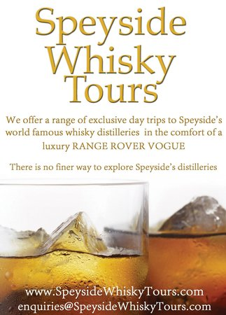 Speyside Whisky Tours