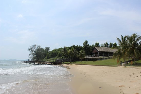 Chen Sea Resort & Spa Phu Quoc : Hotel area