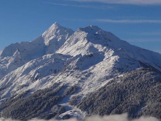 Le Tyrol : vue du Tyrol à la Rosière de Montvalezan