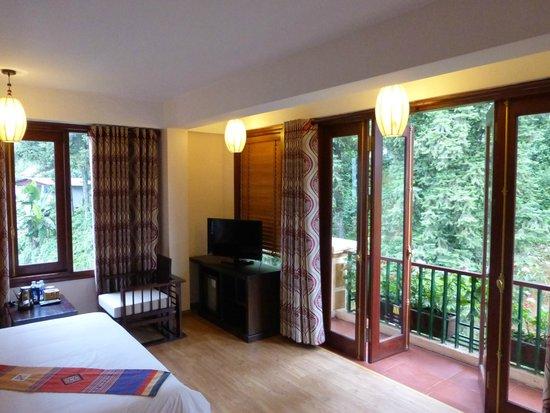 Sapa Elite Hotel: Room