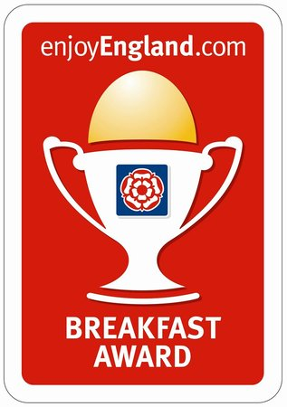 The Coach House: enjoy England Breakfast Award
