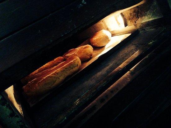 L'Oro di Siena: Pane dato in casa!!
